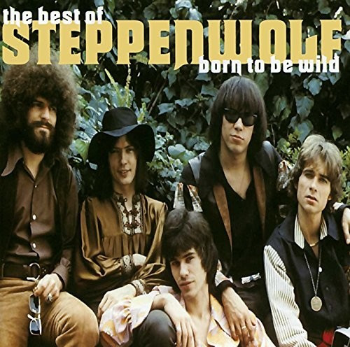 John Kay, Steppenwolf - Best Of Steppenwolf (CD)