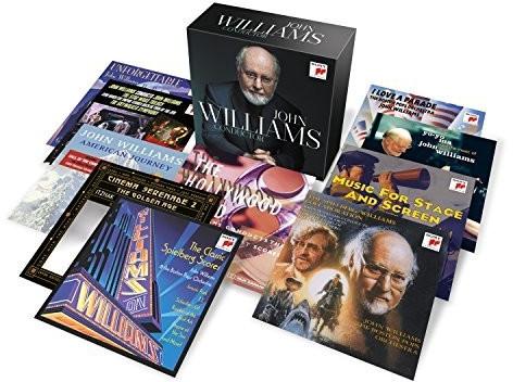Image of John Williams - John Williams Conductor (CD)
