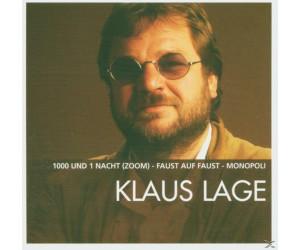 Klaus Band Lage, Klaus Lage - Essential (CD)