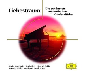 Liebestraum - Die Schönsten Romantischen Klavierstücke (CD)