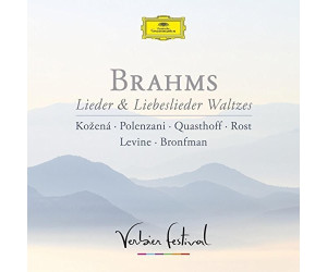 Lieder & Liebeslieder Waltzer (CD)