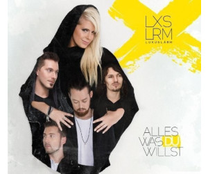 Luxuslärm - Alles Was Du Willst (CD)