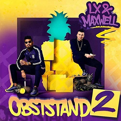 LX & Maxwell - Obststand 2 (CD)