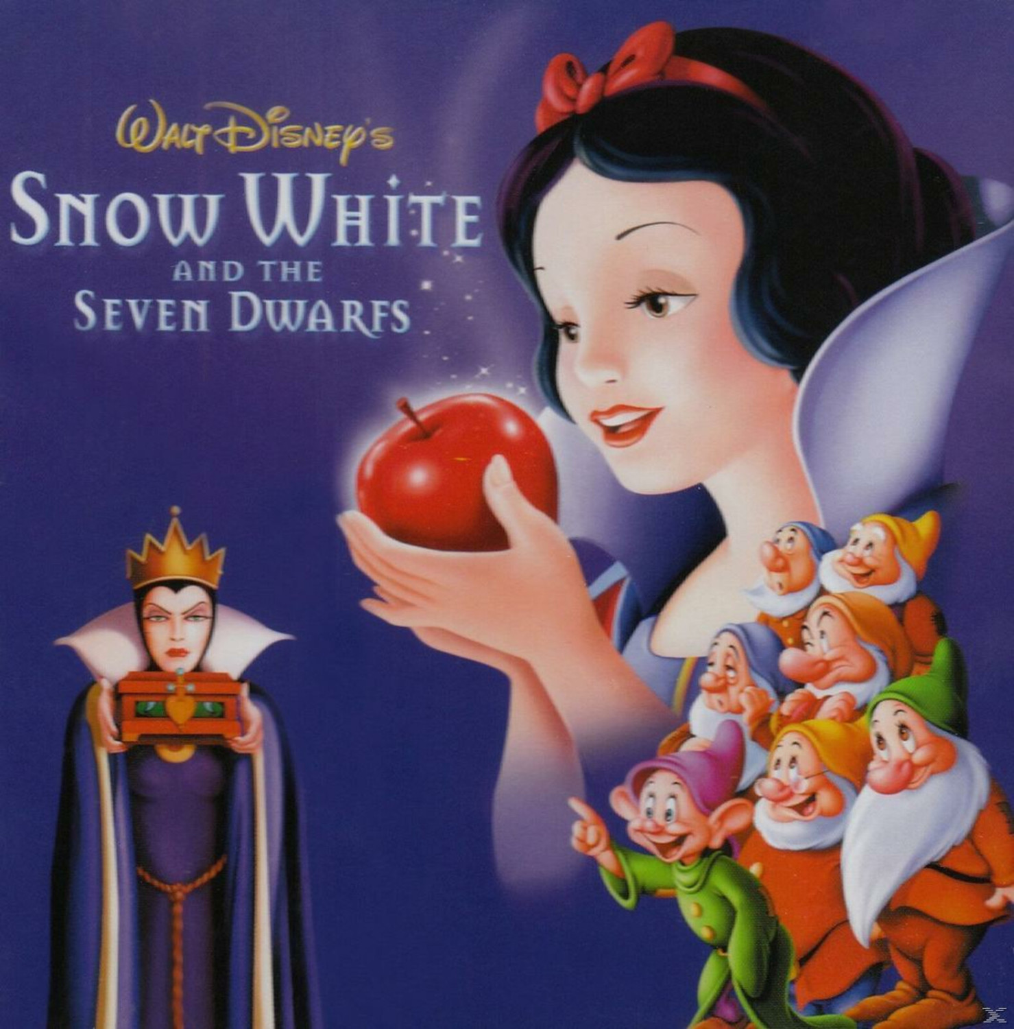 Snow White And The Seven Dwarfs (CD)