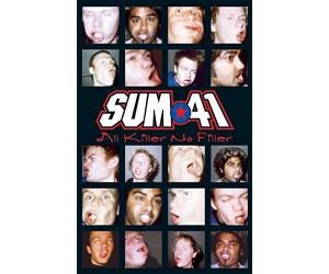 Sum 41 - All Killer No Filler (CD)