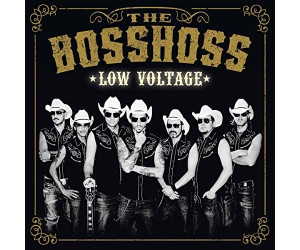 The Bosshoss - Low Voltage (CD)
