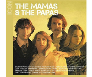 The Mamas And The Papas - Icon (CD)