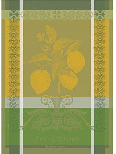 Garnier-Thiebaut Geschirrtuch Citron Zeste