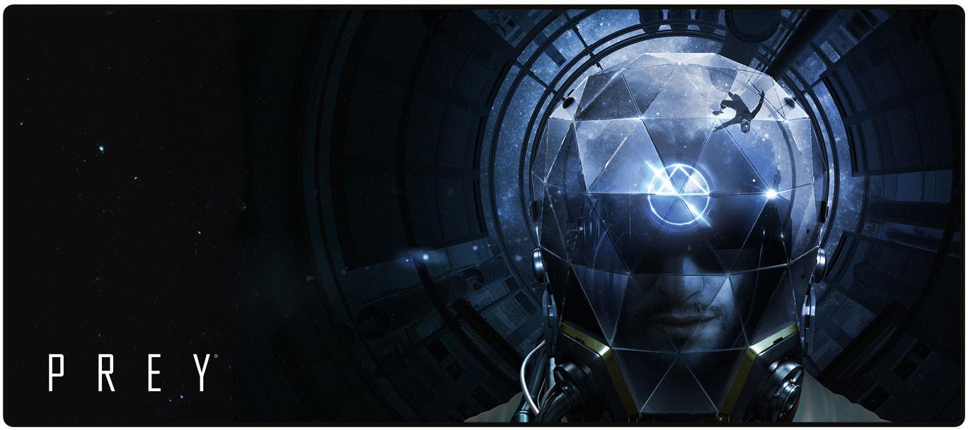Image of Gaya Entertainment Prey Oversize Mousepad Psychoscope