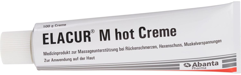 Elacur M Hot Creme (100g)