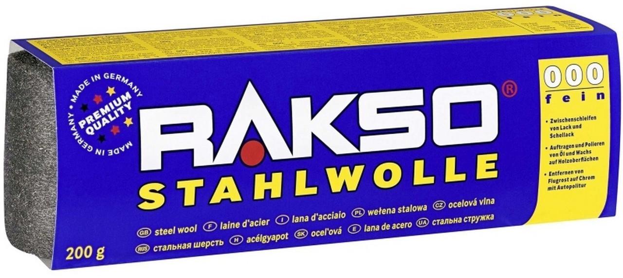 HaWe 10.744 Stahlwolle 200g Sorte 4