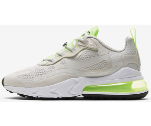 Nike Air Max 270 React Women vast grey/ghost green/white ...