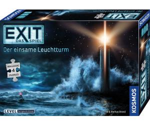 EXIT - Das Spiel + Puzzle: Der einsame Leuchtturm (69888)