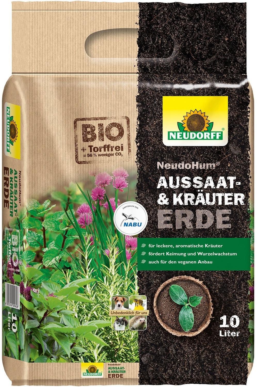 Neudorff Bio Aussaat- & Kräutererde 10 Liter
