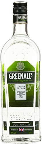 Greenall's London Dry Gin 40% 1l
