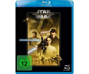 Star Wars: Angriff der Klonkrieger [Blu-ray]
