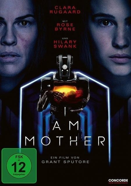 I Am Mother [DVD]