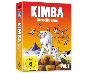 Kimba, Der Weiße Löwe - Box 1 [DVD]