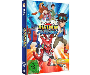 Digimon Fusion 16-30 [DVD]
