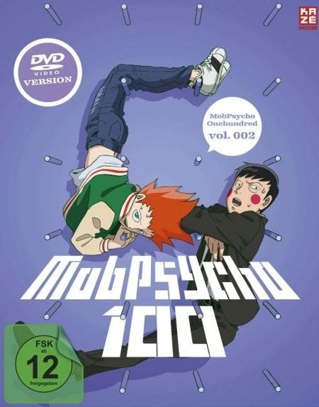 Mob Psycho 100 [DVD]