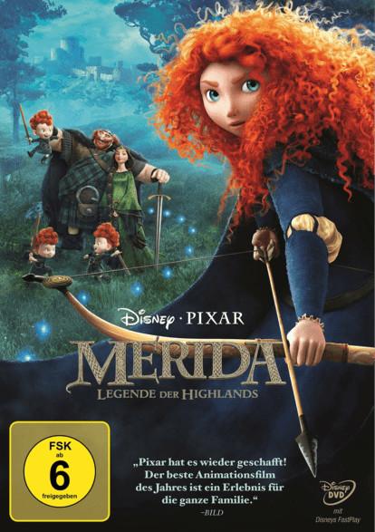 Merida [DVD]