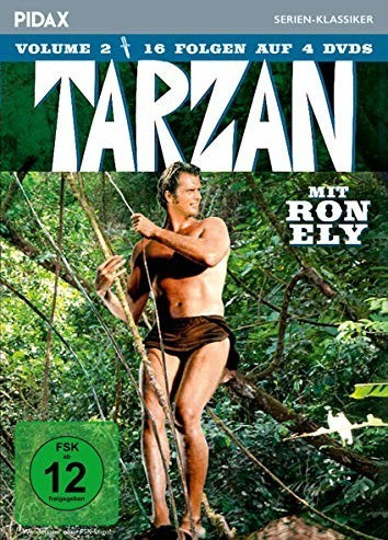 #Tarzan – Volume 2 [DVD]#
