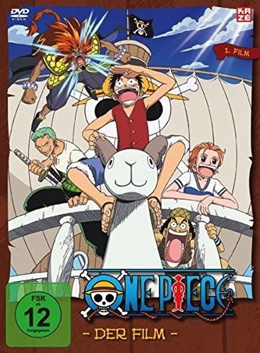 One Piece - 1. Film - Der Film [DVD]
