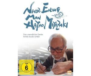 Never Ending Man - Hayao Miyazaki [DVD]