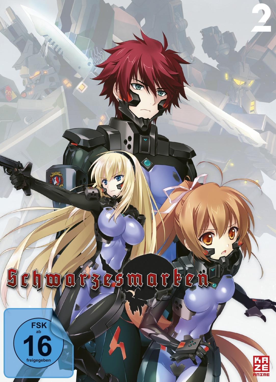 Schwarzesmarken - Vol. 2 - Ep. 7-12 [DVD]