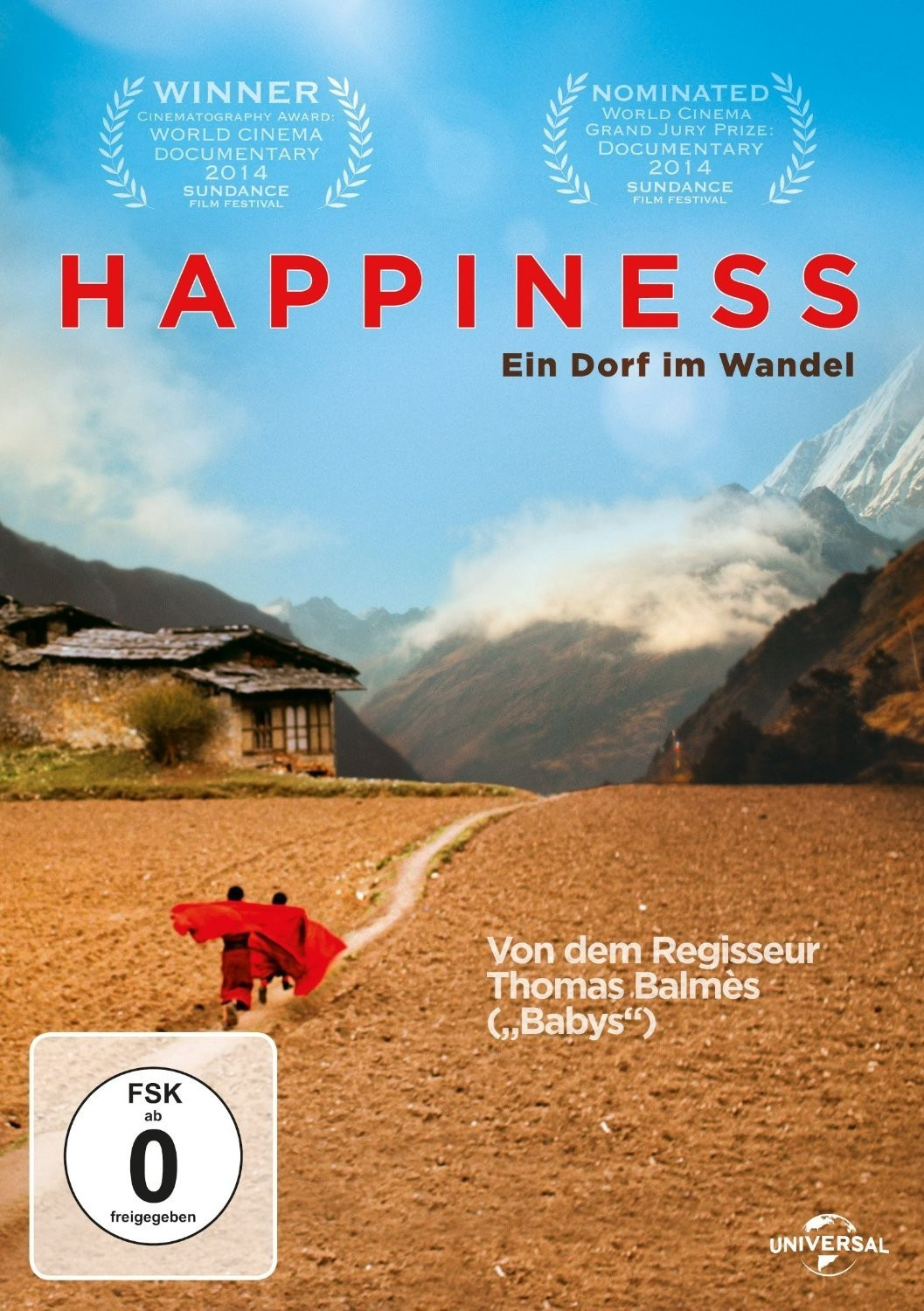 Happiness [DVD]