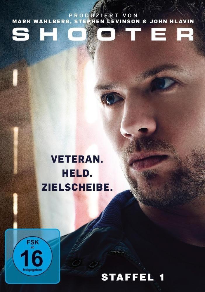 #Shooter – Staffel 1 [DVD]#