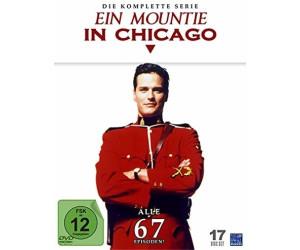 Ein Mountie In Chicago (Compl. Ed.) [DVD]