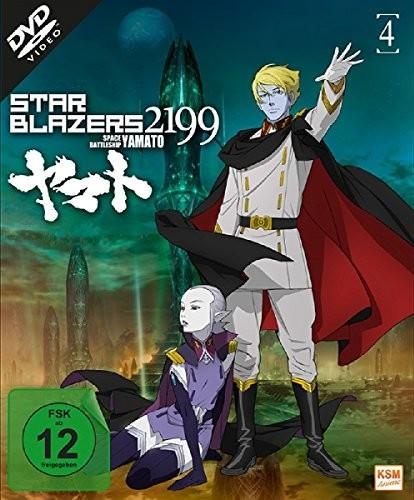 #Star Blazers 2199 – Space Battleship Yamato – Vol. 4 [DVD]#