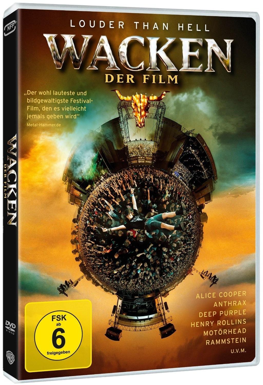 Wacken - Der Film [DVD]