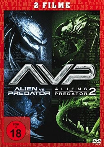 Alien Vs. Predator, Aliens Vs. Predator 2 [DVD]