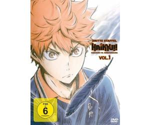 Haikyu!! - 3. Staffel Vol. 1 [DVD]