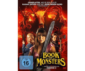 Book Of Monsters [DVD]