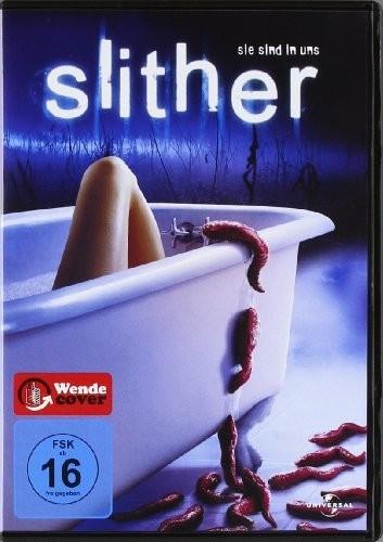 Slither [DVD]