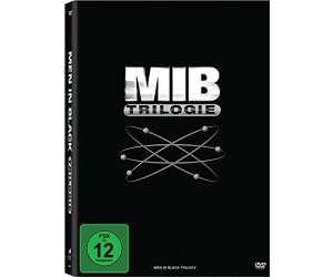 Men In Black Trilogie [DVD]