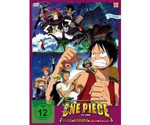 One Piece - 7. Film - Schloß Karakuris Metall-Soldaten [DVD]