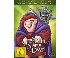Der Glöckner Von Notre Dame / Der Glöckner Von Notre Dame 2 [DVD]