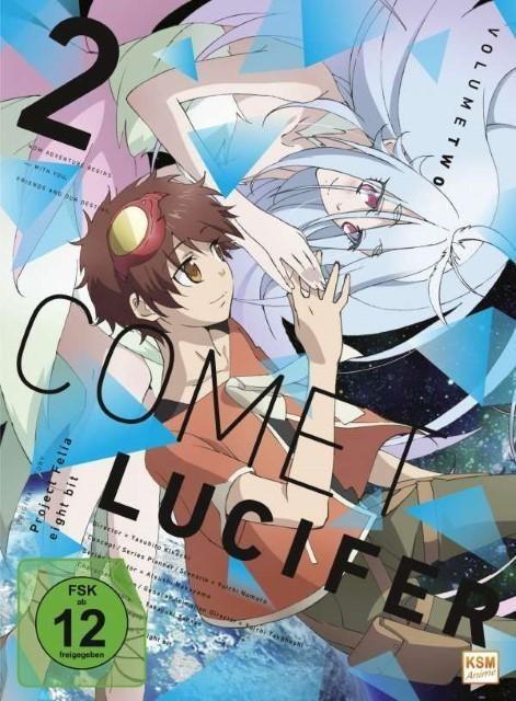 Comet Lucifer [DVD]