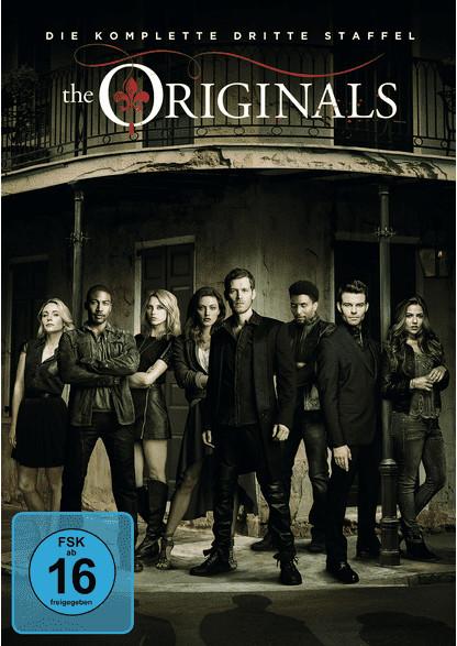 #The Originals – 3. Staffel [DVD]#