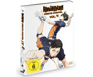 Haikyu!! - 2. Staffel - Vol. 4 [DVD]