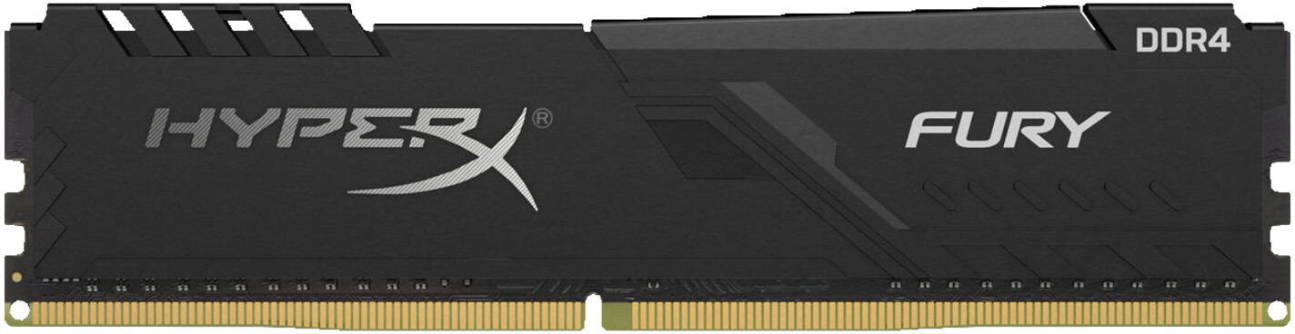 #HyperX Fury 16GB DDR4-2666 CL16 (HX426C16FB3/16)#