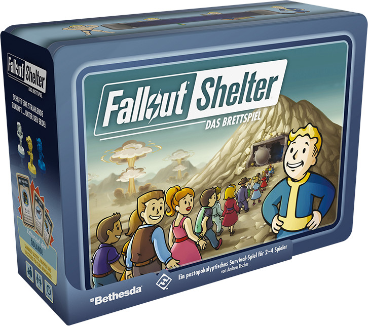 Fallout Shelter: Das Brettspiel (FFGD0170)