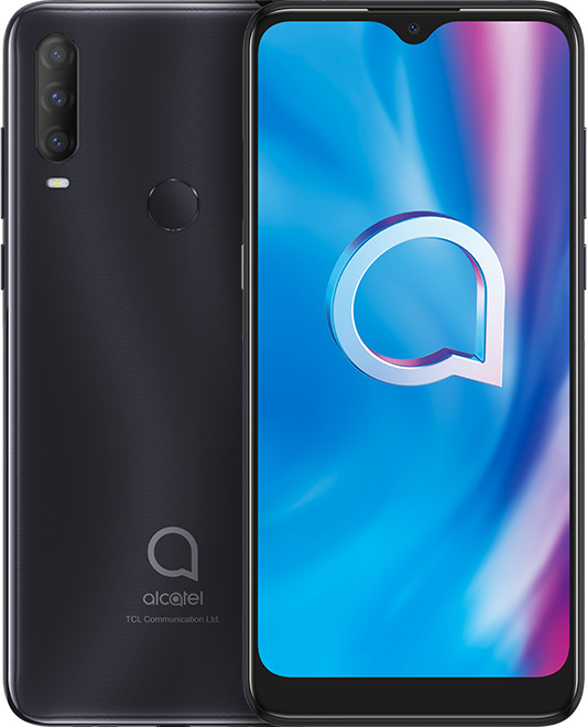 Image of Alcatel 1S (2020) Power Grey