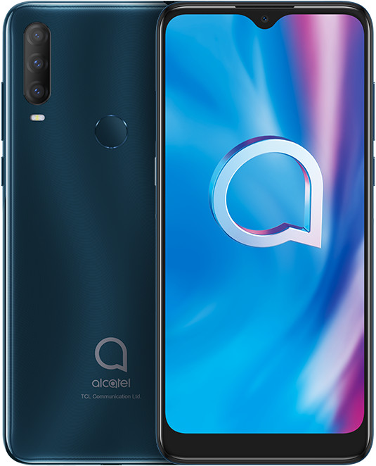 Image of Alcatel 1S (2020) Agate Green