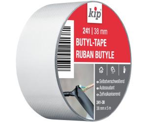 Kip Butylkautschukband schwarz 38 mm x 5 m