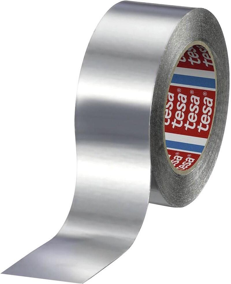 Tesa Aluminiumklebeband silber 25 mm x 50 m (60670)